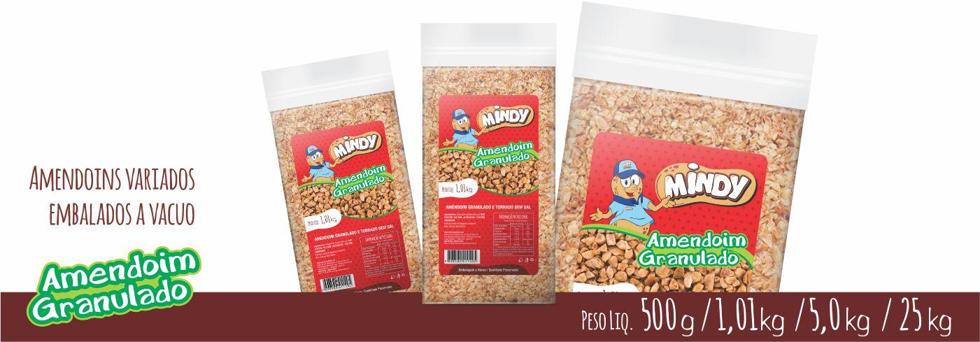 amendoim-granulado